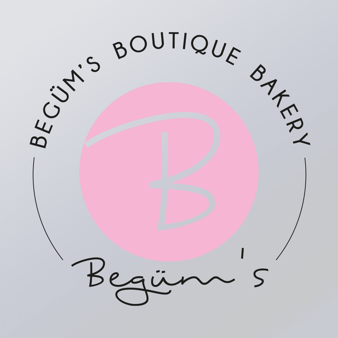 Logo Beguem's Boutique Bakery